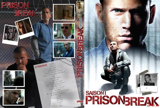 مسلسل Prison Break الموسم الأول جميع الحلقات مترجم
