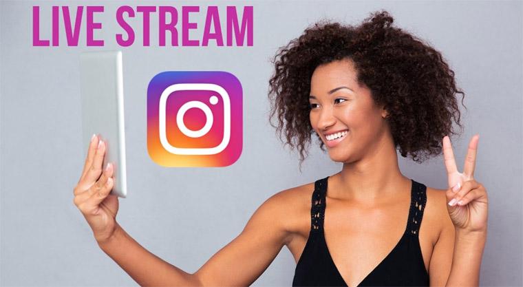 cara mengatasi agar bisa live stream di Instagram