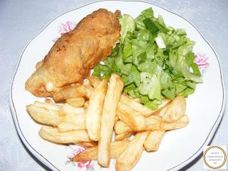 Cordon bleu cu salata si cartofi prajiti reteta,