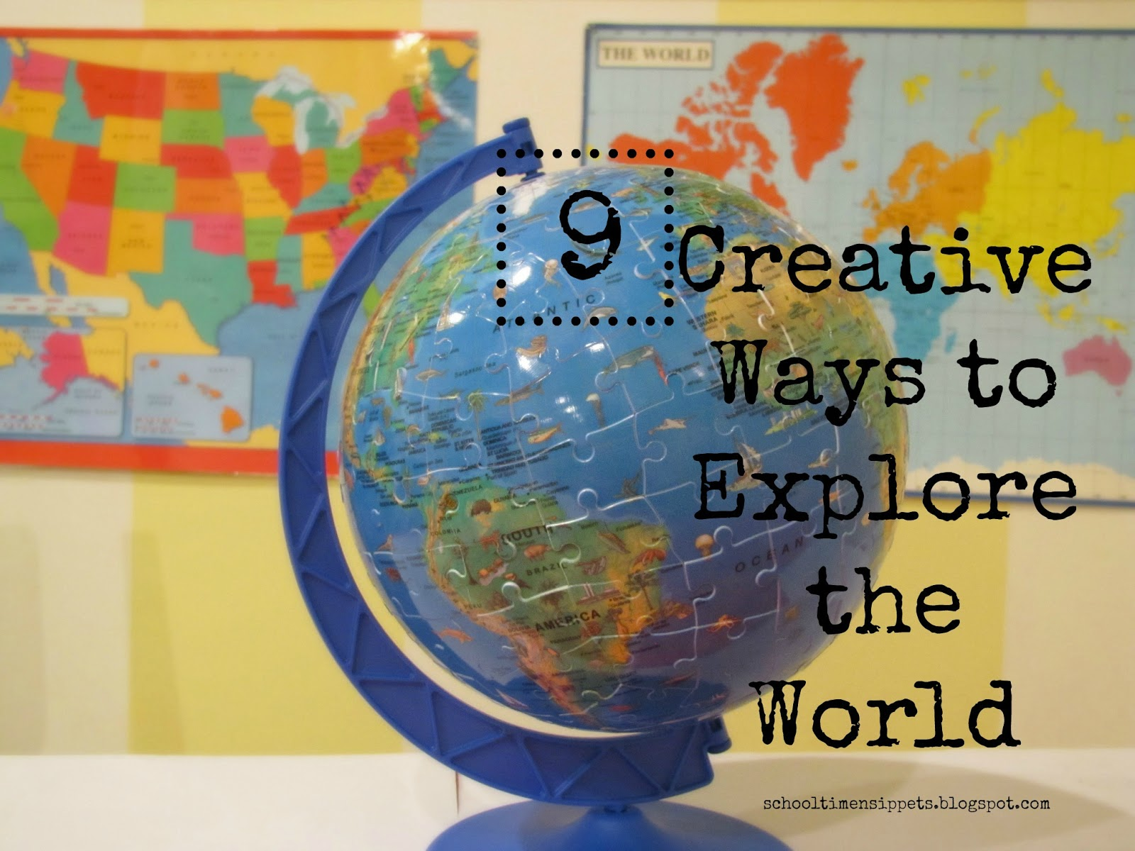9 Creative Ways To Explore The World