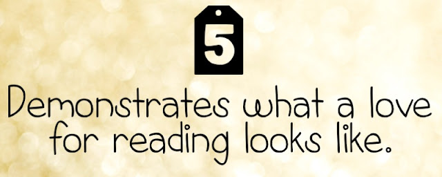 5 reasons read-alouds are a MUST, even in upper elementary.