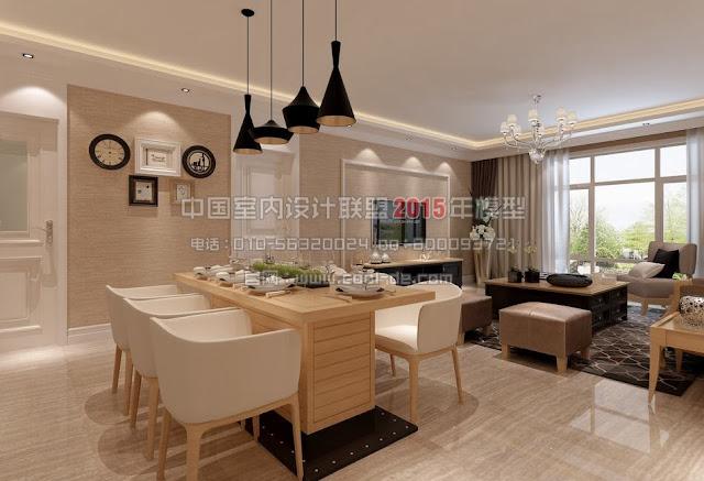 [Free 3D Scene] Designed Luxury Apartments Set 1