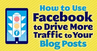 Traffic Blog Menurun dari Facebook, Lakukan 5 Hal ini