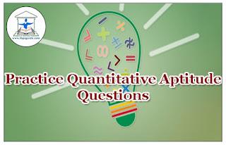 IPPB Prelims& IBPS SO 2017 - Practice Quantitative Aptitude Questions (Quadratic Equation& Data Interpretation)  Set-75