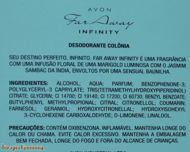 Far Away Infinity Avon