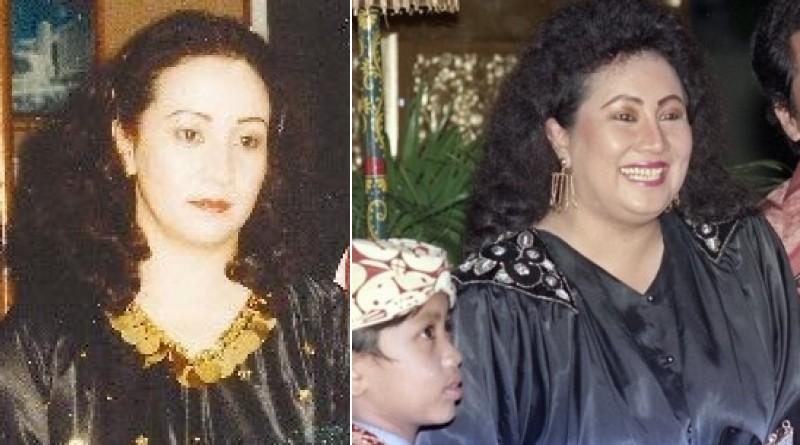 Veronica Agustin, istri Rhoma Irama
