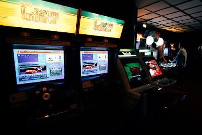 HEY STHLM Arcade - Estocolmo