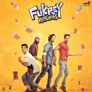 Fukrey Returns First Look Poster 12