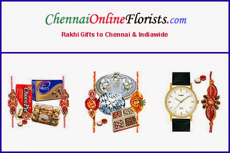 Send Rakhi Gifts to Chennai