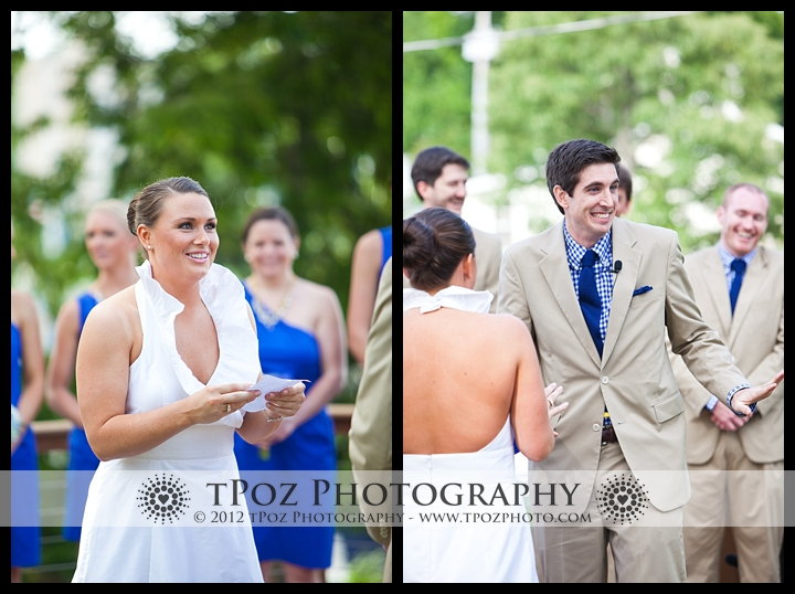 Port Annapolis Marina Wedding Ceremony