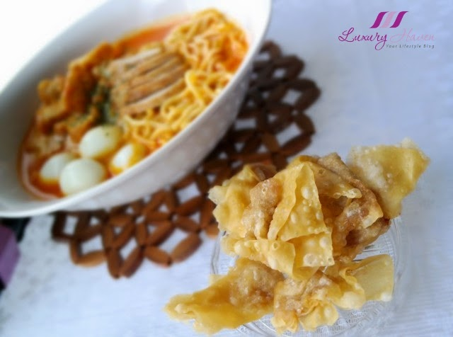 prima taste curry noodles fried wonton