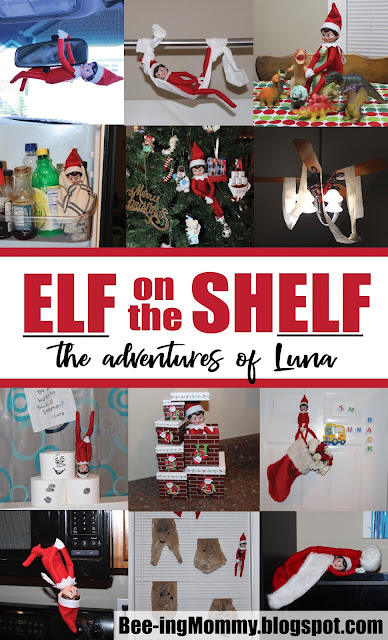 Elf on the Shelf, easy Elf on the Shelf, easy Elf on the Shelf ideas, Elf on the Shelf ideas, Elf on shelf, Christmas, Christmas games, Christmas decorations, easy elf ideas, The Adventures of Luna, Luna the elf, elf names, elf ideas, elf games, toddler friendly elf on the shelf, elf on the shelf for toddlers, easy elf on the shelf, fun elf on the shelf ideas, lazy elf on the shelf ideas, last minute elf on the shelf  ideas, last minute elf on the shelf, kid friendly elf on the shelf, Luna the elf, Christmas elf, creepy elf, snowman elf, car elf, magnetic elf, dinosaur elf, refrigerator elf, simple elf, simple elf ideas, simple elf on the shelf ideas, snowman elf on the shelf, hide and seek elf, Christmas tradition, Elf on the Shelf family tradition, family traditions, holidays, holiday traditions