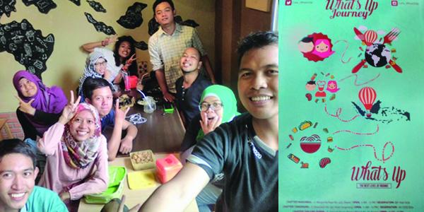 Whatsupp Cafe Tangerang