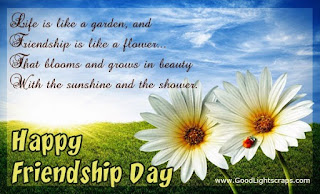 Special friendship day quotes with images