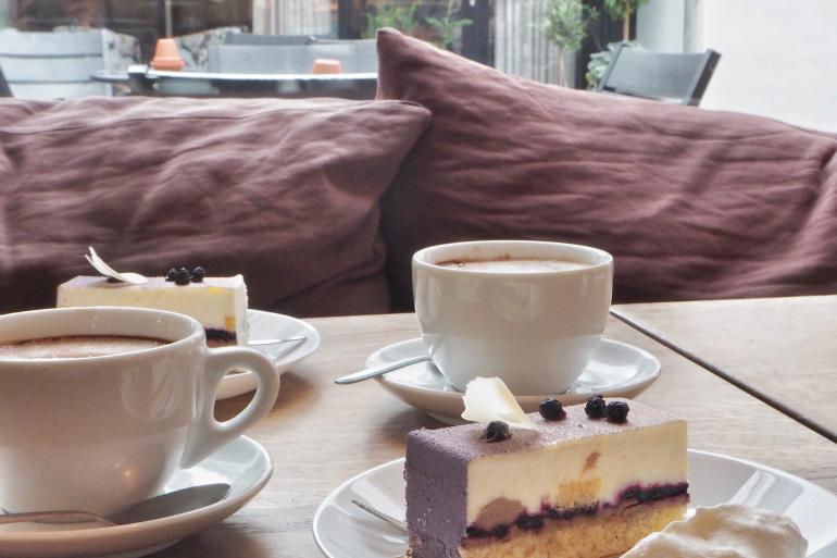 Bakarí Sandholt - salon de thé à Reykjavik