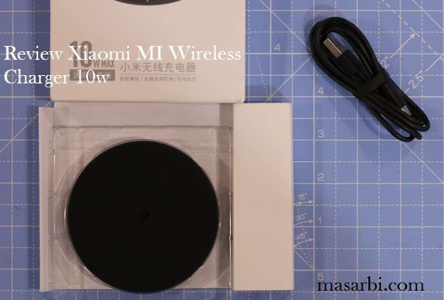 Review Xiaomi MI Wireless Charger 10w