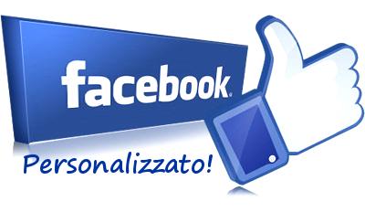 Facebook personalizzato