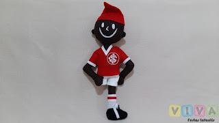 Locação Boneco Mascote Internacional Saci Porto Alegre