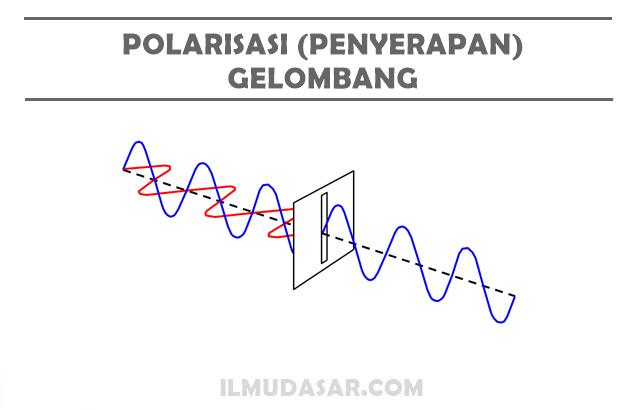 Sifat Gelombang : Polarisasi