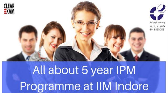 IPM, IIM Indore