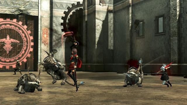 Final Fantasy Type-0 HD PC Download Photo