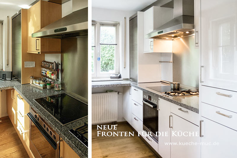 Alte Küche Neu Aufbauen