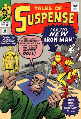 Tales of Suspense #48, Iron Man v Mister Doll