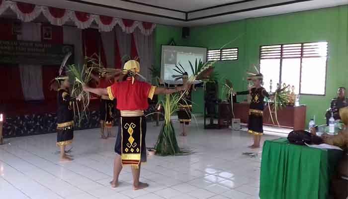 Tari Tandik Balian, Tarian Tradisional Dari Kalimantan Selatan