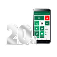 20 zł nagrody za płatności z mobilną kartą kredytową