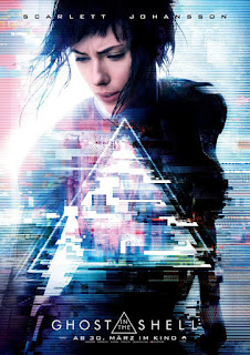 ghost in the shell movie 2017