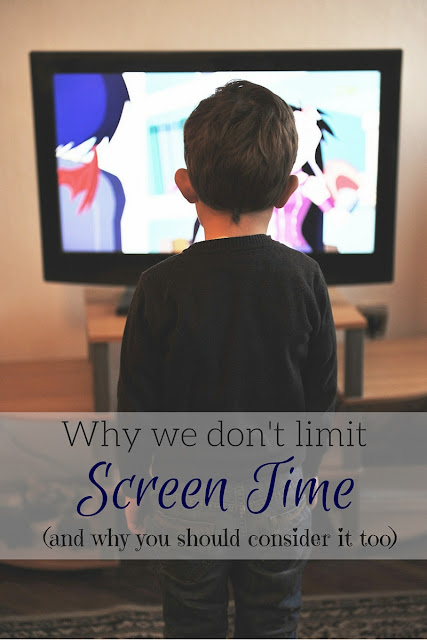 Unlimited Screen Time may not be as bad as you think for your kids. Why you may want to reconsider screen time.