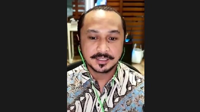 live tentang esports indonesia dengan giring