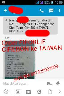 order fiforlif Cempaka Putih Jakarta Pusat