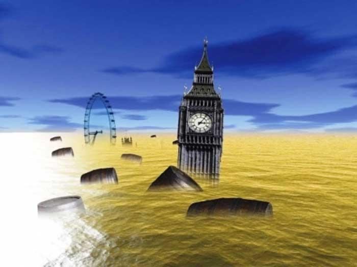 The London Beer Flood
