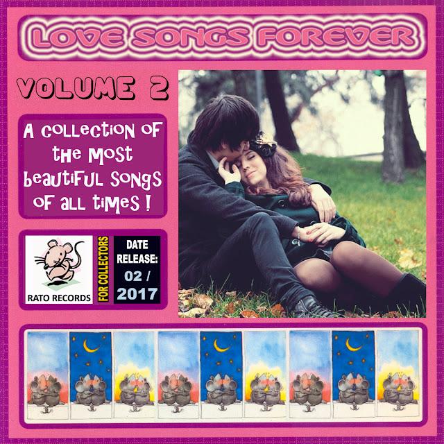 Cd LOVE SONGS FOREVER 2 Front