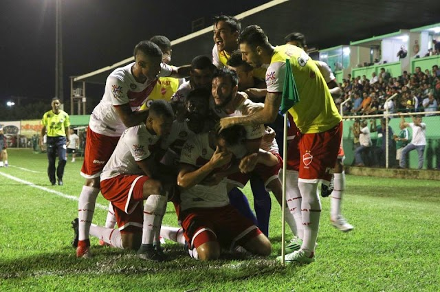Rio Verde 1x2 Vila Nova: O Tigre segue a caça