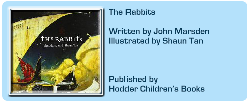 School Finds: The Rabbits by Shaun Tan and John Marsden