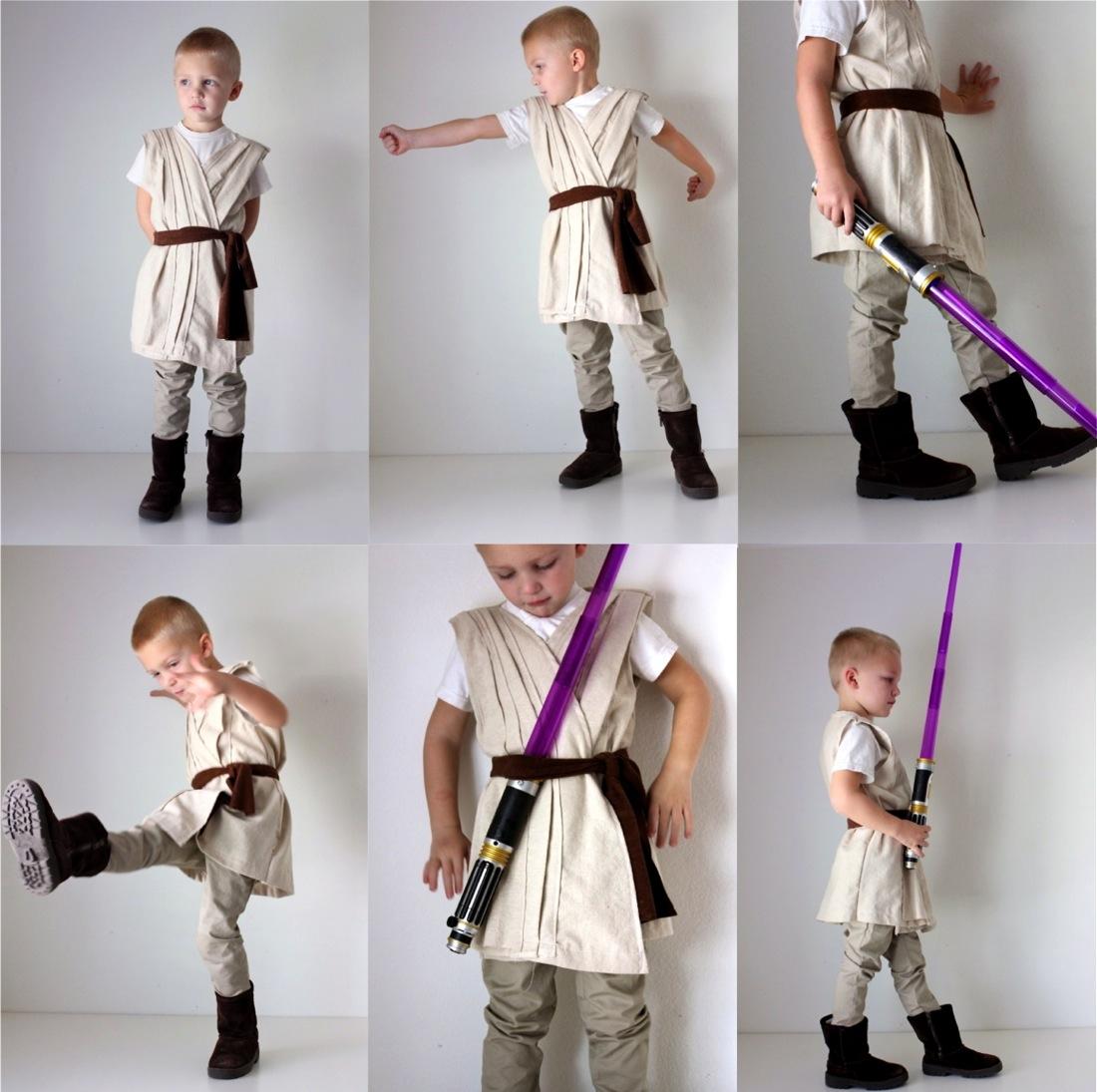 Kids Halloween Costumes On Pinterest Jedi Costume Star  sc 1 st  Meningrey & Mace Windu Costume For Kids - Meningrey