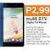 Myphone My86 DTV Specifications