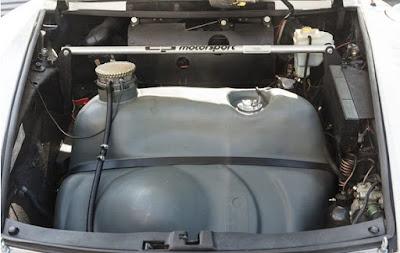 1976 Porsche 934 5 Racing Car Gasoline Tank