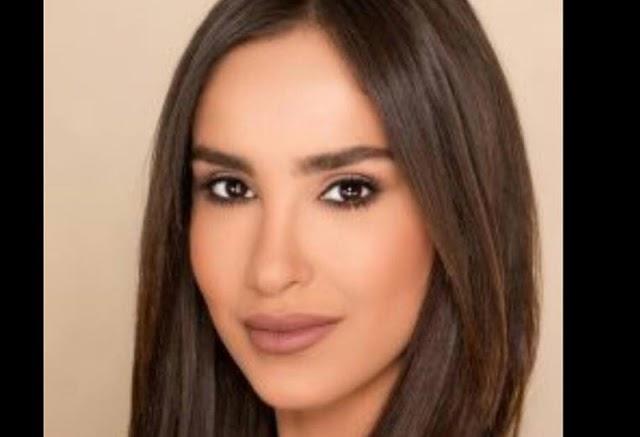 معلومات عن ميرا طفيلي وصيفة ملكة جمال لبنان 2018
