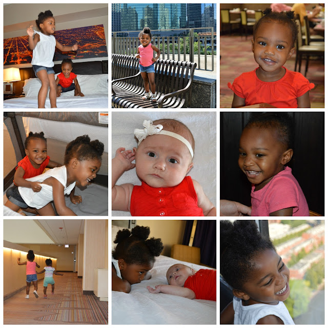 Travel With Kids - Chicago Holiday Inn Hotel