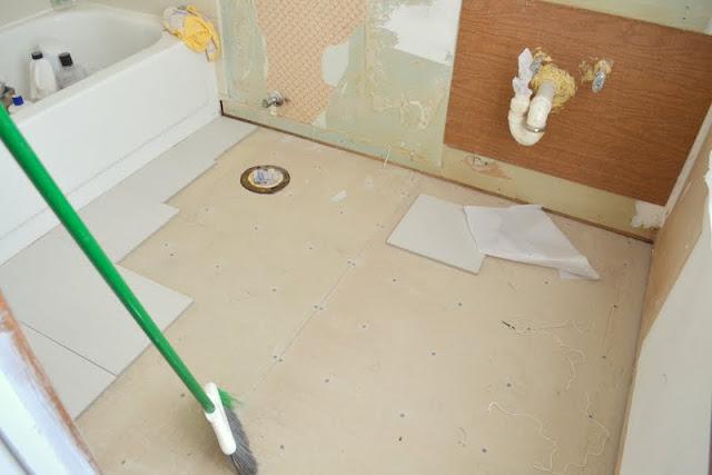 dry fit tile