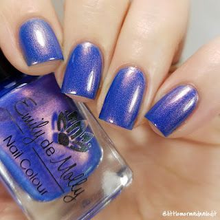 Emily De Molly Undo What's Done Swatches and Review