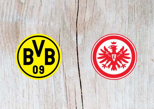 Borussia Dortmund vs Eintracht Frankfurt Full Match & Highlights 14 September 2018