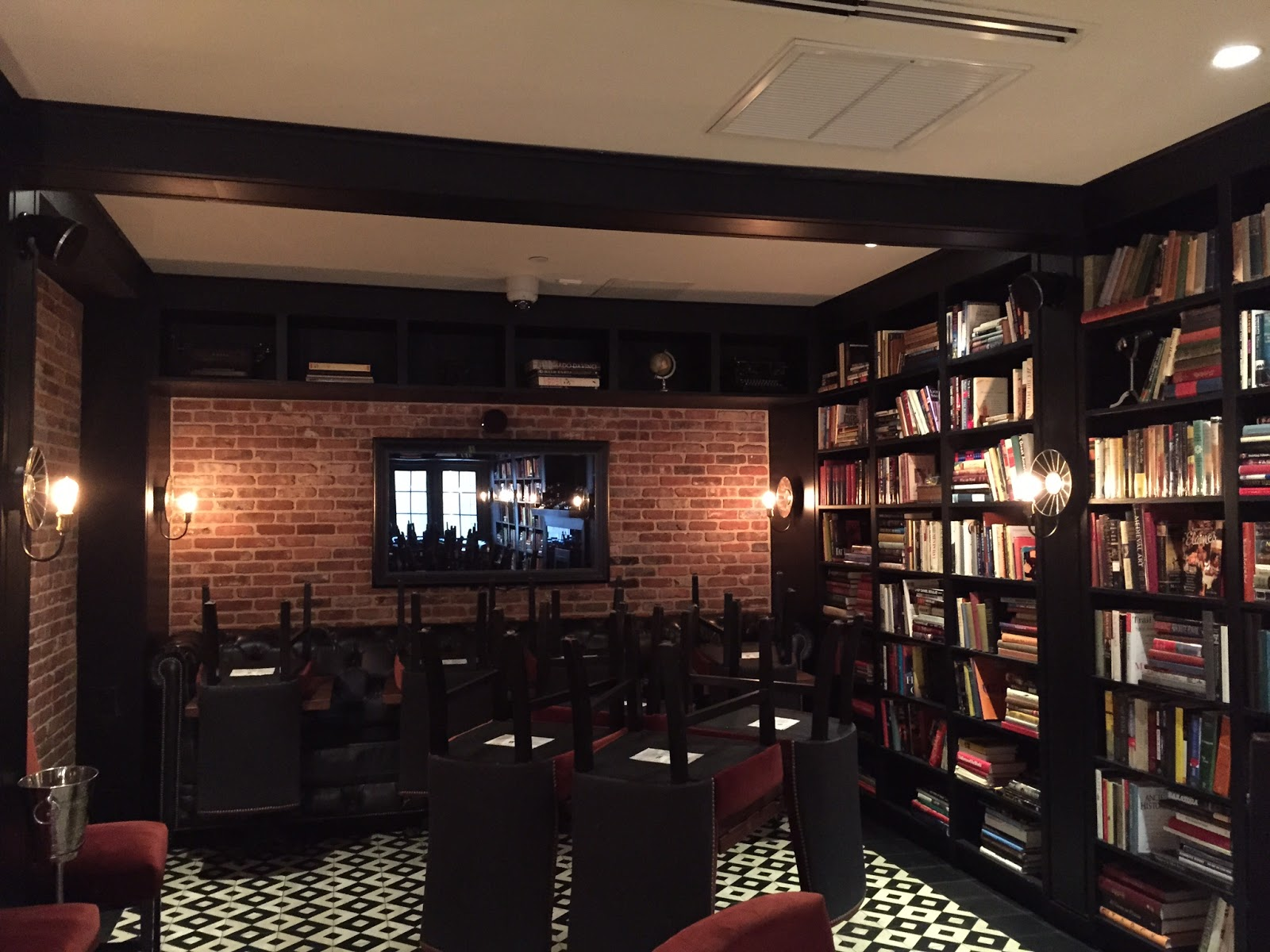 The Writing Room Nyc Restaurant Week ザ・ライティング ルーム(nyc