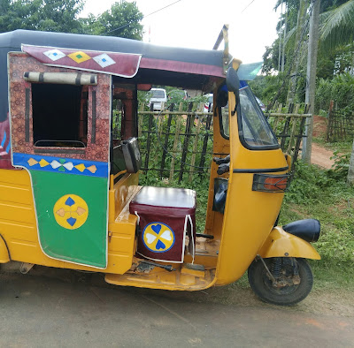 Learning from Mistakes :  How  I Suffered a Great Loss purchasing a second   hand Auto-rickshaw