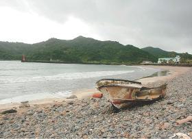 東日本大震災の津波で流失したボート、宮崎で見つかる!