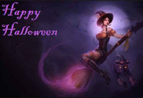 Witch Halloween Images