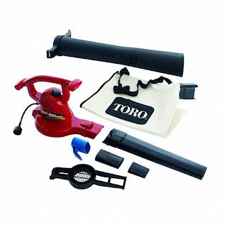 Toro 51609 - electric leaf blower